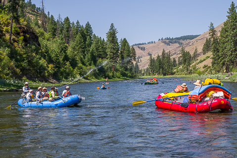 Grande Ronde River Guided Trips
