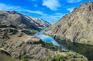 Snake River through Hells Canyon Fly Fishing