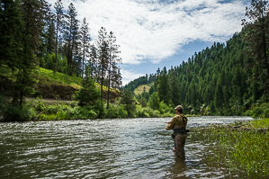 Wallowa River Guided Fly Fishing